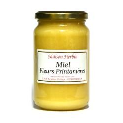 Miel Fleurs Printanières - Maison Herbin Menton