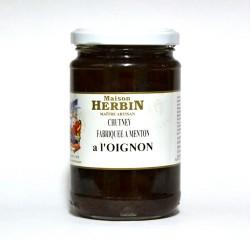 Chutney à l'oignons - Fabrication maison Herbin