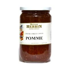 confiture artisanale de Pomme - Maison Herbin