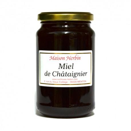 Miel de Châtaignier - Maison Herbin