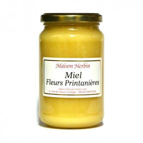 miel de Fleurs printanières - Maison Herbin Menton