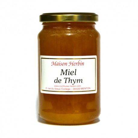 Miel de Thym - Maison Herbin