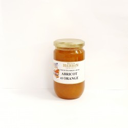 Abricot et Orange - Confiture Artisanale