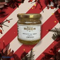 Délice miel et truffes