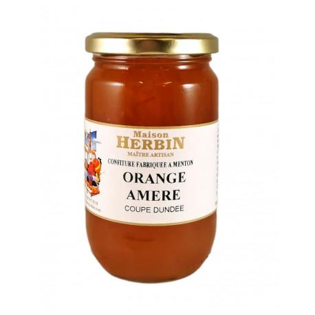 Confiture artisanale d'Orange amère - Maison Herbin Menton