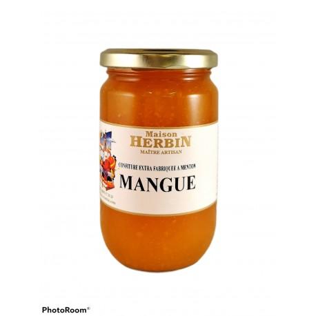 Confitures artisanale de Mangue - Maison Herbin