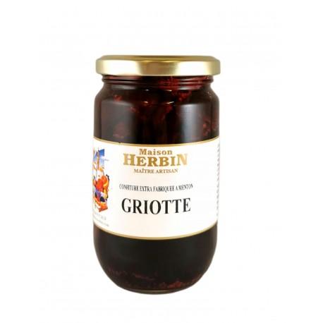 Confiture de Griotte - Maison Herbin