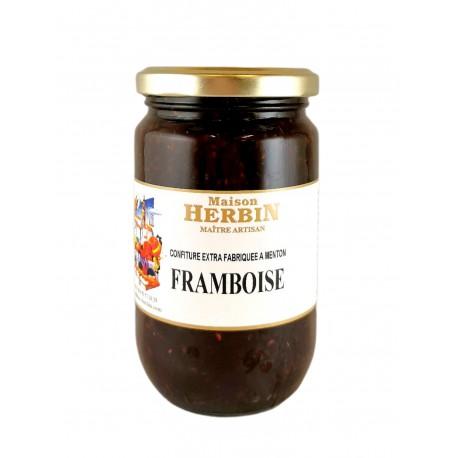 Maison Herbin Menton - Confiture artisanale de Framboise