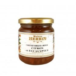 Citron - Eucalyptus - Confitures artisanales