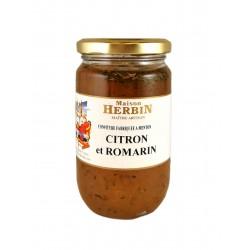 Limone e Rosmarino - Marmellate Artigianali
