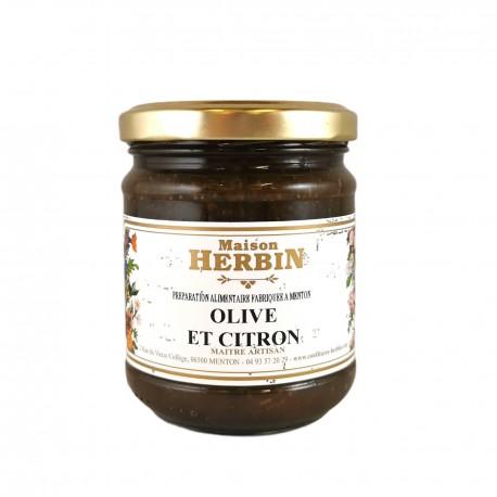 Olive et citron