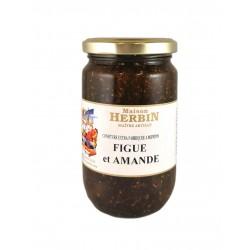 Figue et Amande - confiture artisanale Maison Herbin à Menton