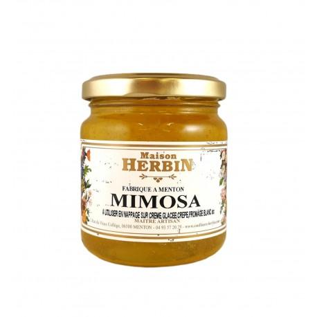 Confit de Mimosa - Maison Herbin