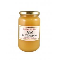 Miel de Citronnier - Maison Herbin Menton