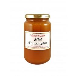 miel d'Eucalyptus - maison herbin à menton