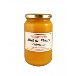 Creamy honey