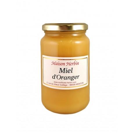 Miel d'Oranger - Maison Herbin à Menton