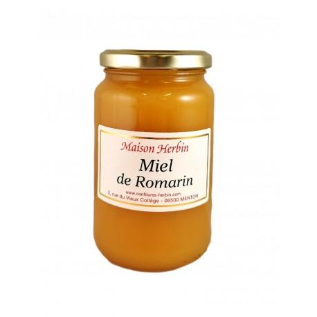 miel de Romarin - fabrication maison herbin