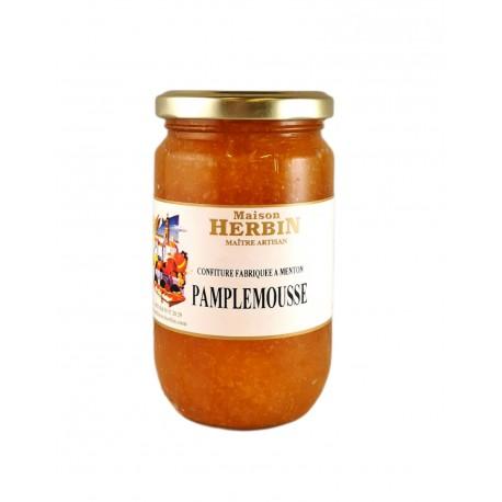 Confiture de Pamplemousse - Maison Herbin