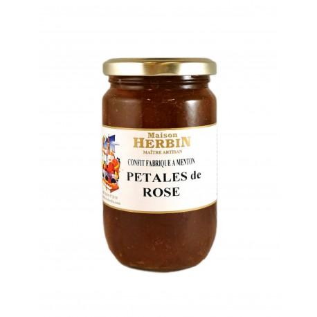 Confit Artigianale di Petali di Rosa - Maison Herbin