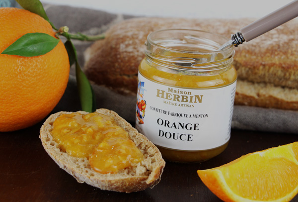 confiture d''orange douce